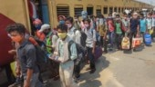 Record single day Covid-19cases spike in Karnataka; 8 special trainsleave with over 9,000 people