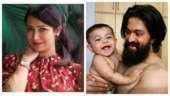 Radhika Pandit shares adorable photo of Yash and their son: My favourite boys