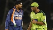 What Shoaib Akhtar wanted to do after fiery verbal exchange with Harbhajan Singh during 2010 Asia Cup