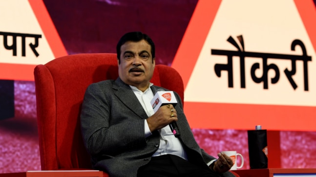 E-Agenda Aaj Tak: Everyone should think about labourers in this coronavirus crisis, says Nitin Gadkari