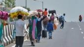 Coronavirus lockdown: 2,200 migrants from J&K and Bihar await transportation in Agra