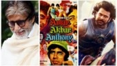 Amitabh Bachchan: Inflation-adjusted, Amar Akbar Anthony crosses Baahubali 2 collection