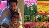 Amitabh Bachchan remembers family vacay at Keukenhof Gardens: Little Abhishek almost getting lost