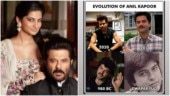 Rhea Kapoor jokes about the evolution of dad Anil Kapoor: From Dwapar Yug to 2020