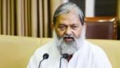 Haryana minister Vij bats for lockdown extension, curbs free movement at Delhi borders