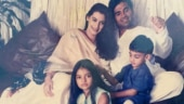 Athiya Shetty shares her childhood photo with dad Suniel and family. Perfect frame, we say