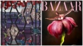 24 hours, 12 covers: Artists from around the world create illustrated covers for Harper's Bazaar India