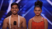 Kolkata's dancing duo BAD Salsa wins hearts with their fast-paced dance on America's Got Talent. Watch video