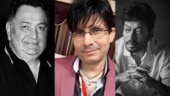 Kamaal R Khan booked for derogatory remarks on Irrfan and Rishi Kapoor
