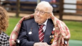 WWII veteran who raised millions for NHS turns 100. Becomes honorary member of England cricket team