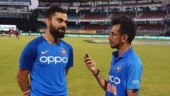 I thought your dogs went after you: Virat Kohli trolls Yuzvendra Chahal's new haircut