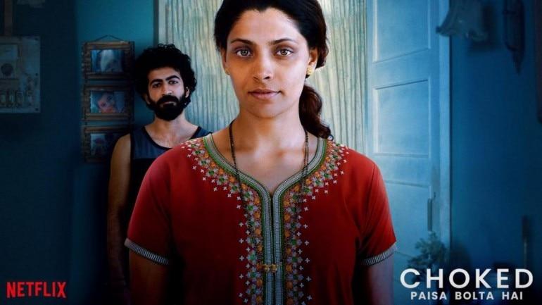 Saiyami Kher stars in Choked opposite Roshan Matthew.
