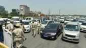 Huge congestion on Delhi-Gurgaon road after Haryana seals borders over Covid spread