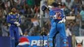 It hides sadness: Kumar Sangakkara on THAT smile after MS Dhoni's World Cup-winning six