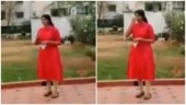 Doctor returns home to thunderous applause from neighbours. Viral video