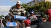 Gangs deliver food in poor Cape Town area amid lockdown