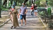 Delhi residents return to parks after 2 months, amid strict social distancing