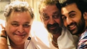 Sanjay Dutt remembers Rishi Kapoor: He taught me to always do things with a smile