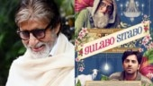 Amitabh Bachchan on Gulabo Sitabo releasing on OTT: Honoured to be a part of this change