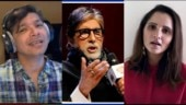 Coronavirus: Amitabh Bachchan, Sania Mirza, Shaan and 60 celebs team up for new song Guzar Jayega