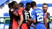 Bundesliga to remind players about social distancing rules after Hertha celebrations