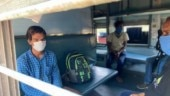 30 migrant labourers camp in empty train rake in Hyderabad while waiting for Shramik Special Train