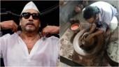 Jackie Shroff shares life lesson as he turns a potter: Maati se puch, aaj Sikander kahan hai