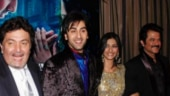 Remembering James: Anil shares old pics with Rishi from Ranbir-Sonam's Saawariya launch party