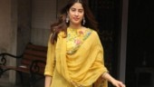 Janhvi Kapoor is dreaming about the great outdoors. See throwback pic