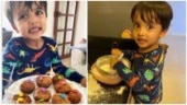 3-year-old boy bakes cupcakes to raise Rs 50,000 for charity. Mumbai Police shares video