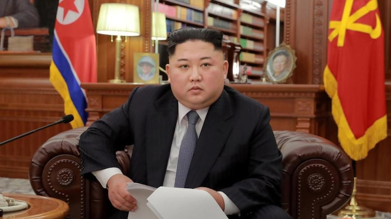 Kim Jong Un Sends Putin Letter In Outreach Amid Coronavirus Crisis World News