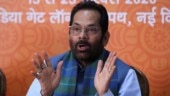 Wouldn't have needed Lockdown 3.0 if Tablighis didn't spread Covid-19: Mukhtar Abbas Naqvi at E-Agenda Aaj Tak
