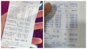 Liquor bills from Bengaluru worth Rs 52k and Rs 95k go viral. Internet is stunned