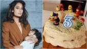 Lisa Haydon celebrates son Zack's birthday with a small party: We kept social distancing in mind