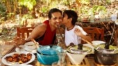 Malaika Arora shares old pic with son Arhaan Khan, asks fans to stay positive