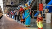 Over 2,000 migrants return to UP from Maharashtra in two special trains