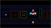 Google Doodle takes you back to your childhood with throwback game from 2010: Play Pac-Man