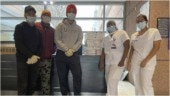 Coronavirus outbreak: Sikh community delivers pizzas to hospitals, police stations in New York