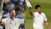 On this day: Ricky Ponting, Alastair Cook complete 10000 Test runs, 8 years apart