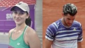 Dear Dominic: Algerian tennis star Ines Ibbou hits back at Thiem's rejection of Covid-19 player relief fund