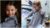 Kate and Prince William share new pictures of Princess Charlotte on her fifth birthday