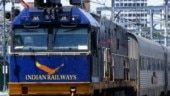 Special train carrying stranded Manipuris arrives from Hyderabad