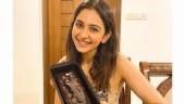 Rakul Preet bakes vegan banana dark chocolate cake: Who says healthy can't be tasty?
