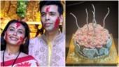 Rani Mukerji bakes birthday cake for Karan Johar. Filmmaker calls her a magician