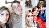 Riddhima and Ranbir have mom Neetu Kapoor's back after Rishi Kapoor's death. See pic
