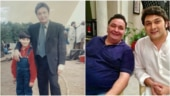 Kinshuk Vaidya and Rajesh Kumar share throwback pics with Rishi Kapoor