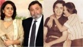 End of our story: Neetu Kapoor remembers husband Rishi Kapoor with a smiling pic