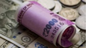 Rupee settles 14 paise lower at 75.80 against US dollar