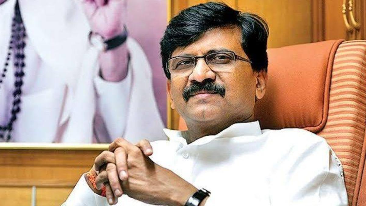 Such language does not suit him: Sanjay Raut hits back at Yogi ...