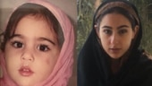 Sara Ali Khan wishes fans Eid Mubarak with throwback photos